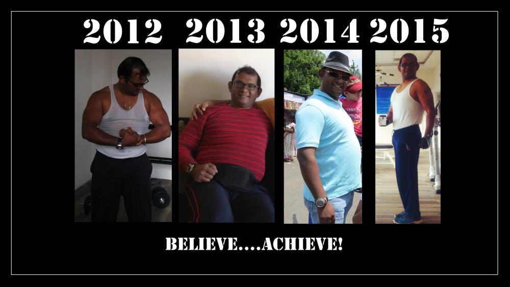 Believe....Achieve!!!
